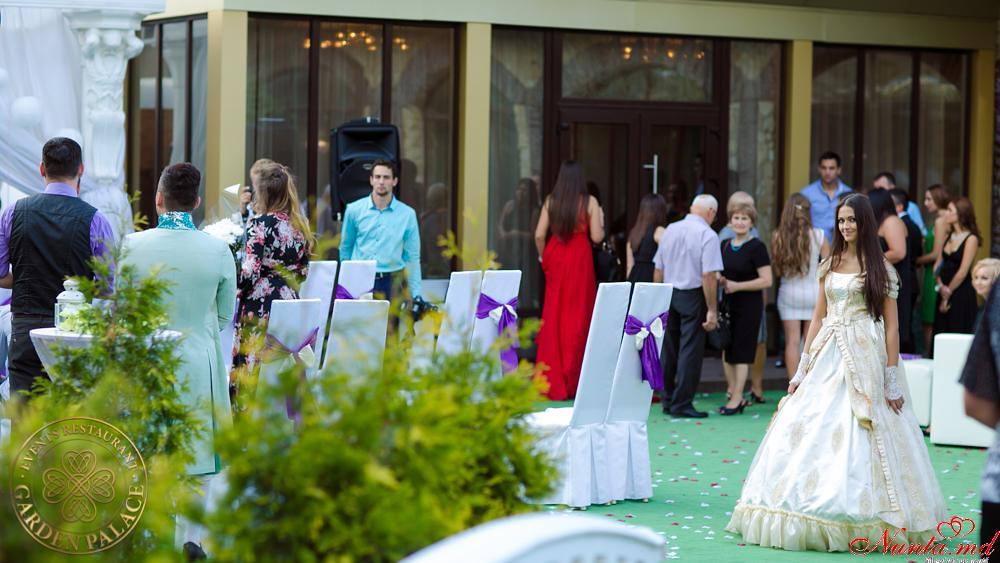GARDEN Palace Events Restaurant – localul, unde se nasc familii fericite!