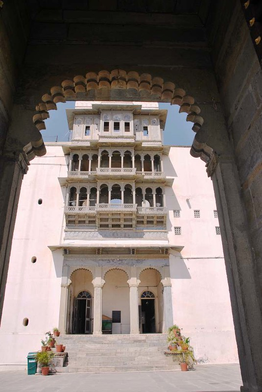 163 Mansoon Palace en Udaipur (9)