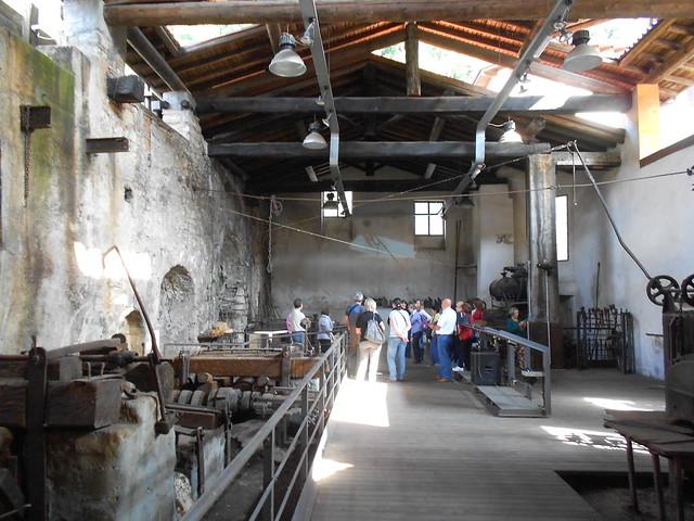museo, magli, la via del ferro, Sarezzo