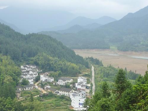 Jiangxi-Wuyuan-Montagnes-retour (2)