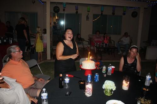 Happy birthday Sandi