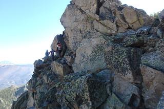 Little Matterhorn Ridge