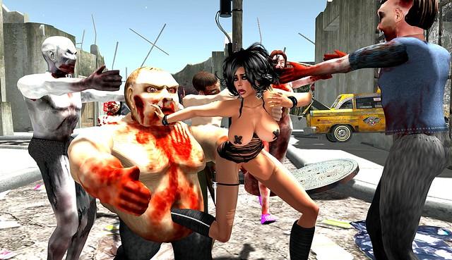 Zombie Date - Part 2-7
