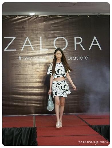 Zalora's Pop Up Store Kuching_20140920-017