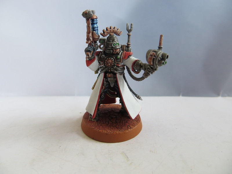 5th Skitarii Vanguard Alpha III