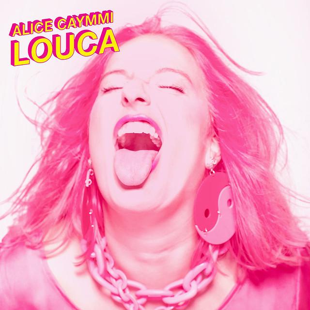 capa single LOUCA_Alice Caymmi