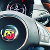 Really liking this #595competizione #abarth