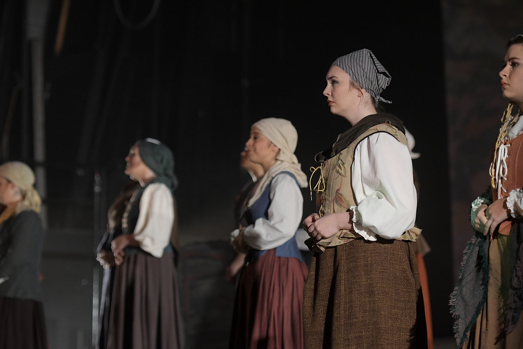 Dialogue Carmelites | This French-language opera in three ac