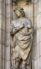 Bordeaux Saint-Michel north portal