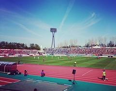 スコアレスの金沢でした。#kanazawa #bellmare #awaydays