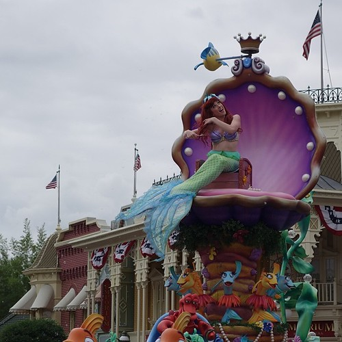 Festival of Fantasy Parade