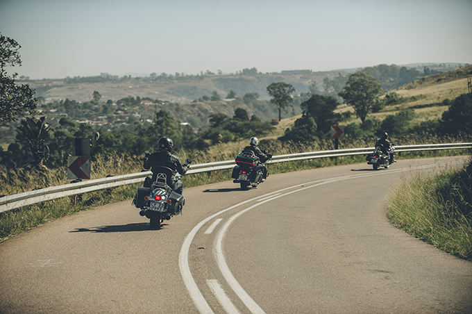 Harley Davidson Desmond Louw South Africa 0450