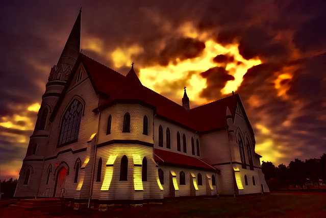 St. Mary's Church, Indian River from Flickr via Wylio