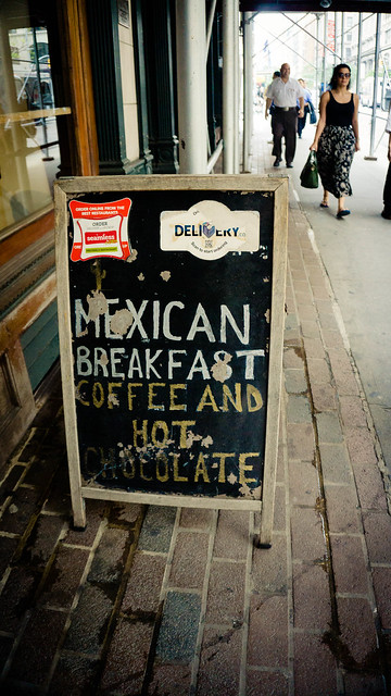 Mexican Breakfast Madison Avenue Nomad Flickr Photo Sharing