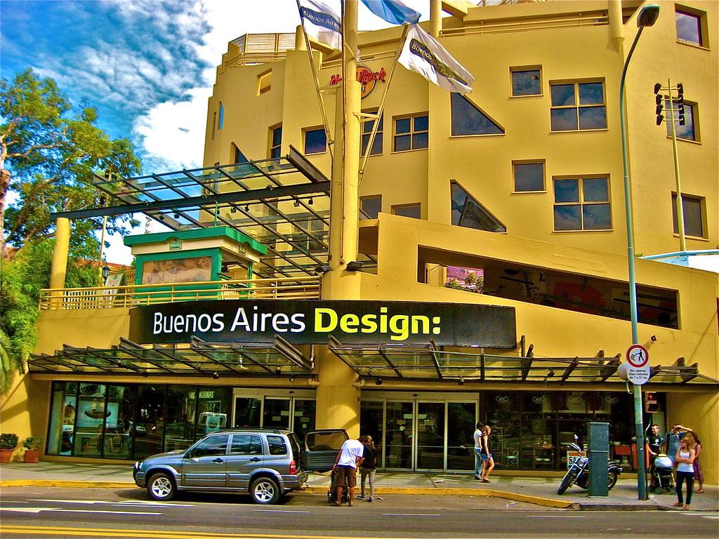 A visiter dans le quartier de recoleta buenos aires le for Ce design buenos aires