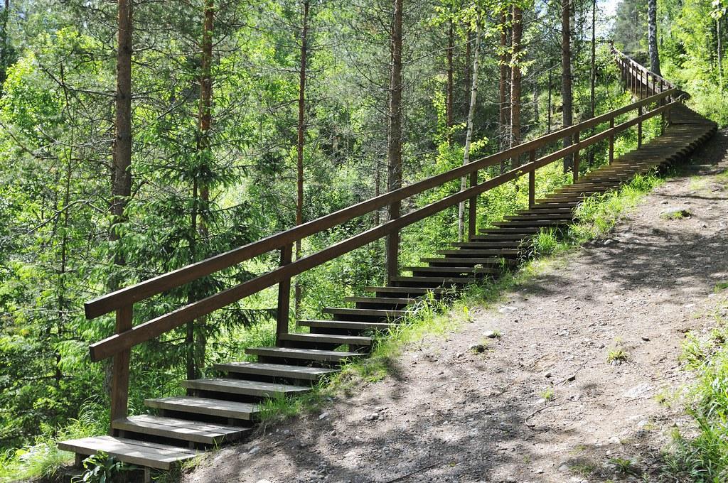 Waldweg - Sveitsin puisto