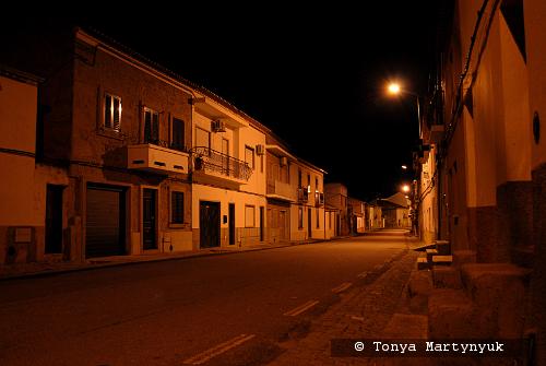 41 - провинция Португалии - маленькие города, посёлки, деревушки округа Каштелу Бранку