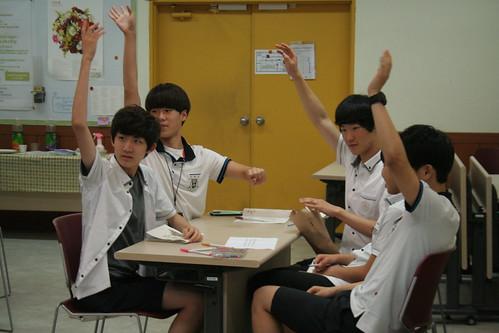 20140618_여의도고등학교 NGO동아리 방문 (7)
