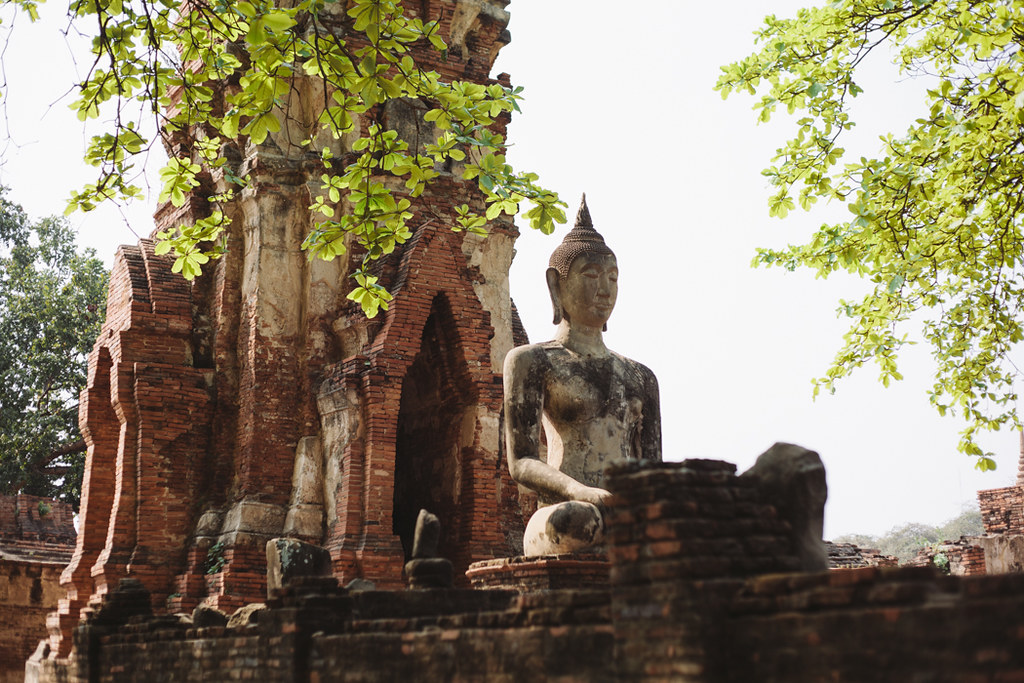 Ayutthaya Thailand | Adventures in Cooking