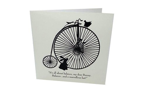 Bicycle-Paper-Cutting