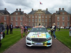 Alphabet Art Car 2014 Donald van Schilt