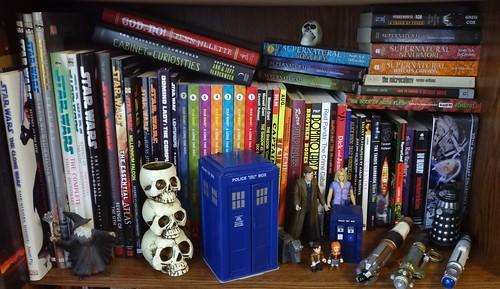 Bookshelf Pulp & SciFi