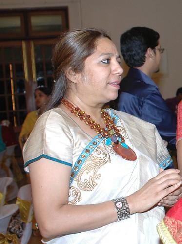 Designer Sharmila Bajoria