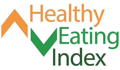 The Healthy Eating Index logo.