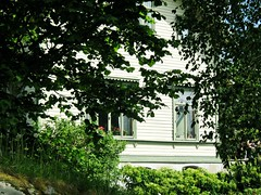 Edvard Grieg's house and garden, Bergen, Norway