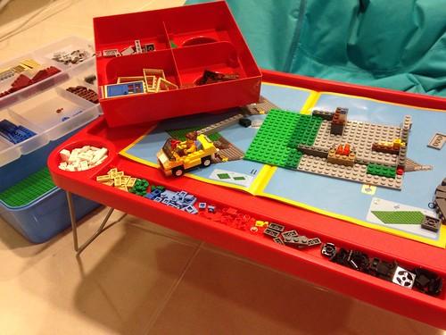 Lego benefits