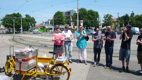 BusBimSlam, Poetry Slam, Wien, Simmering, 2014