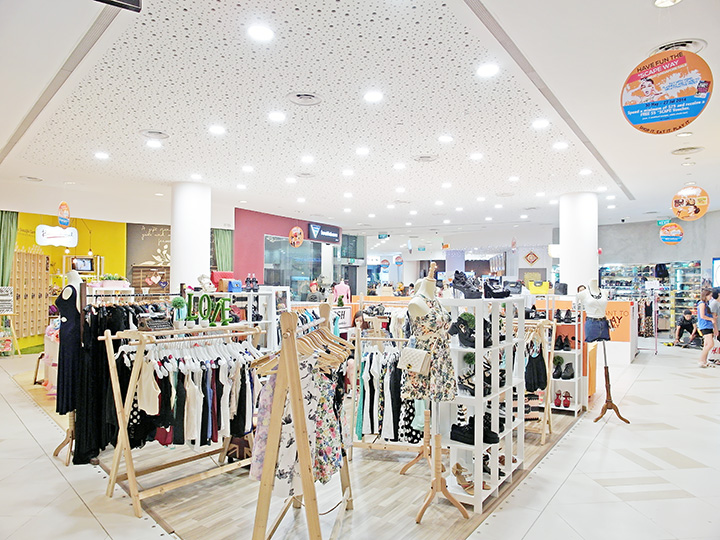 scape stores