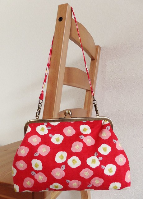 Red Frame Bag