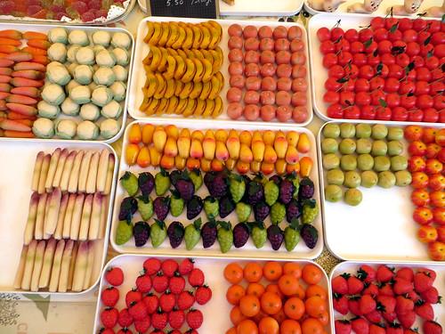 nice, france farmers market