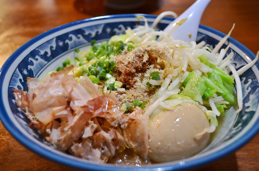 ハバネロ坦々麺 (8)