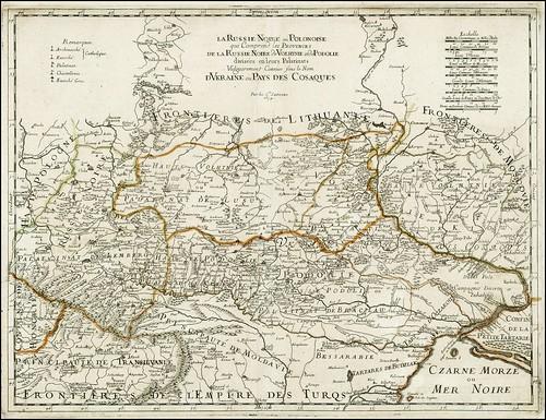 Древння карта України