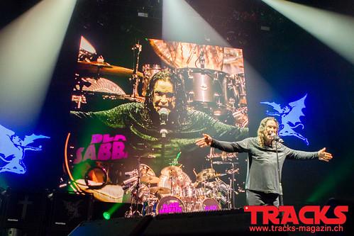 Black Sabbath @ Hallenstadion - Zurich