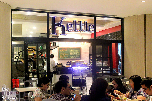 Kettle Shangri-la Plaza East Wing