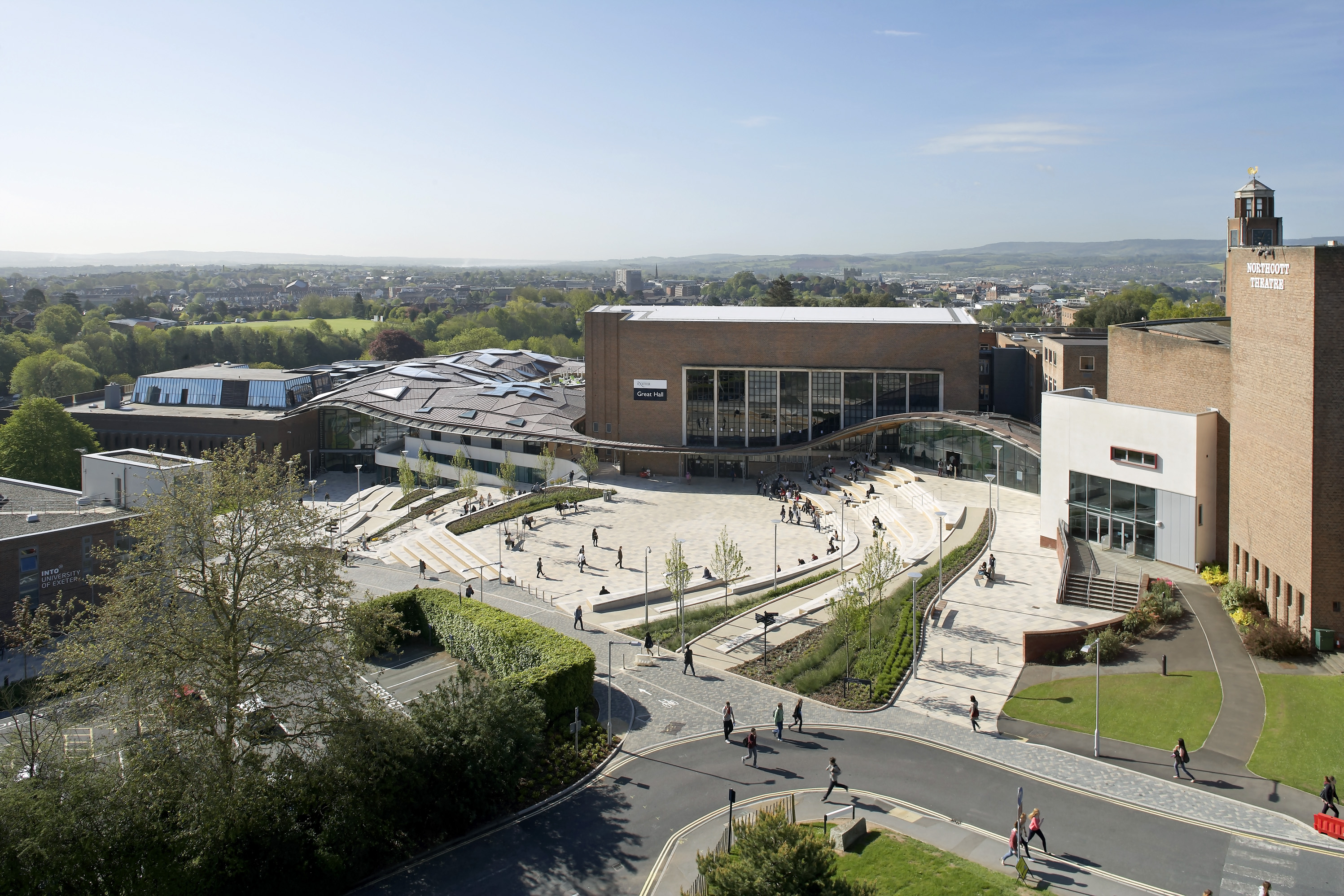 UNIVERSITY OF EXETER Details - Study Abroad