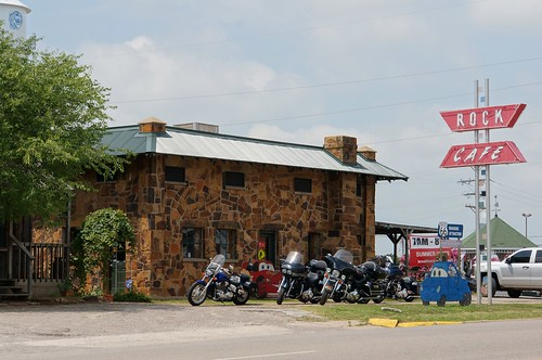 Rock Cafe - Route 66, Stroud, Oklahoma