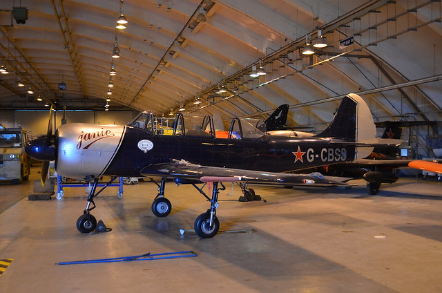 G-CBSS Yak-52
