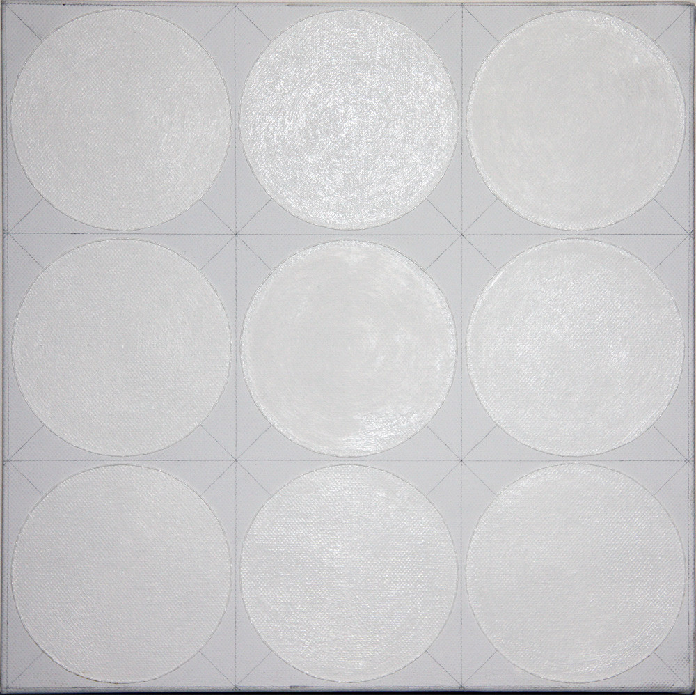 Eggland Mandala (Titanium White) 2010 270712