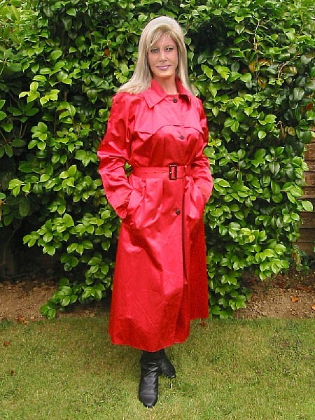 Rubberised Satin 2 A Gallery On Flickr