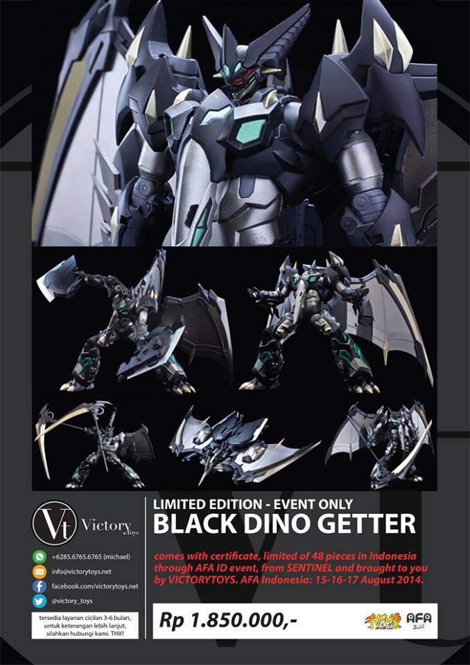 Dino Getter