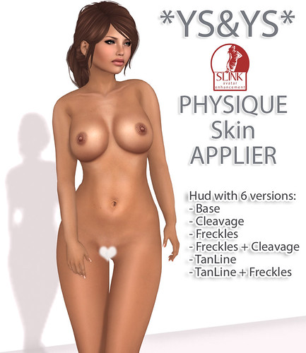 YS&YS -Slink  Physique Applier