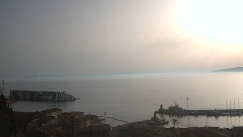 Costa Concordia long time ago