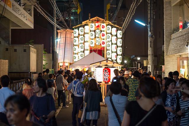 祇園祭 宵山 大船鉾
