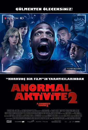 Anormal Aktivite 2 - A Haunted House 2