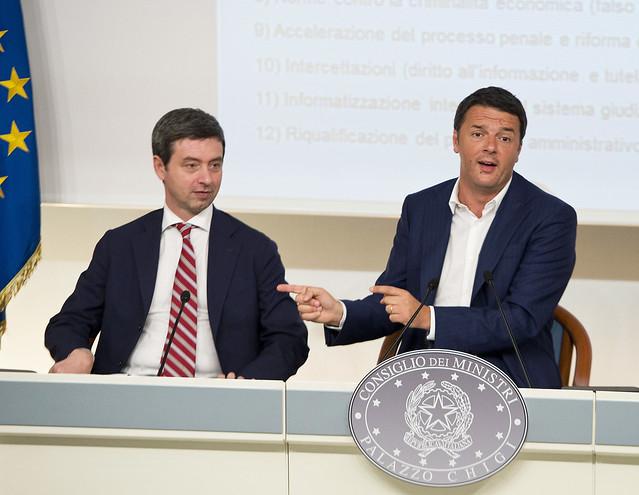 Giustizia: i Magistrati bocciano la riforma. Indagati i candidati PD alle primarie in Emilia-Romagna