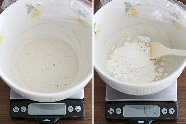 Homemade Sourdough Bread, Step by Step -- you'll never know how easy sourdough is to make at home until you try it! girlversusdough.com @girlversusdough #girlversusdough #breadrecipe